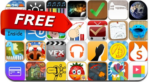 iPhone & iPad Apps Gone Free - October 10