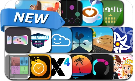 Newly Released iPhone & iPad Apps - February 21, 2020