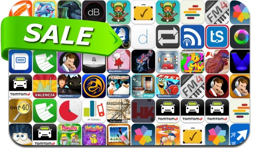 iPhone & iPad App Price Drops - May 13, 2015