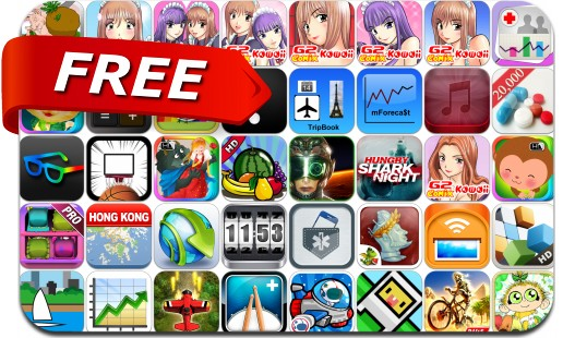 iPhone & iPad Apps Gone Free - July 21