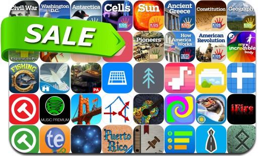 iPhone & iPad App Price Drops - December 3, 2015