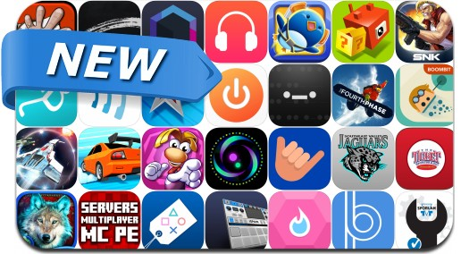 Newly Released iPhone & iPad Apps - February 19, 2016