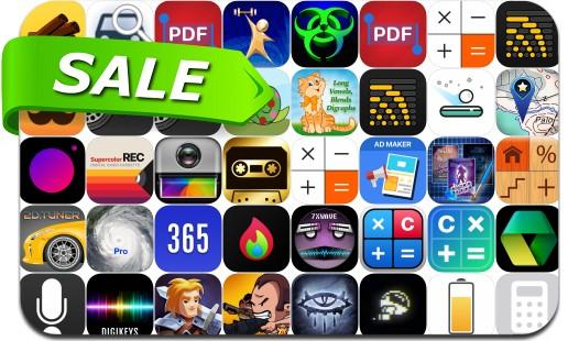 iPhone & iPad App Price Drops - February 22, 2021
