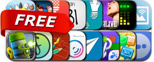 iPhone & iPad Apps Gone Free - June 18, 2015