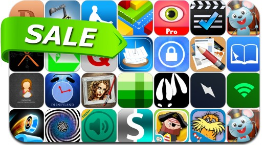 iPhone & iPad App Price Drops - April 15, 2015