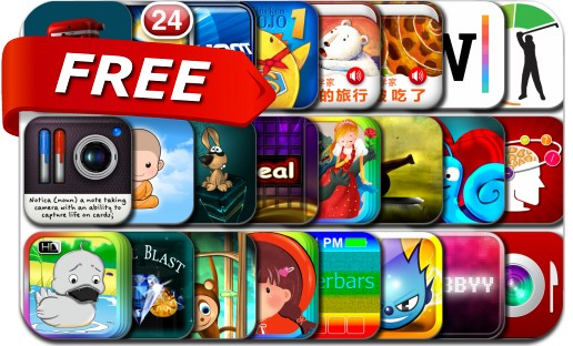 iPhone & iPad Apps Gone Free - June 1, 2014