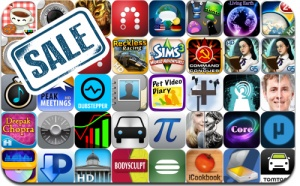 iPhone and iPad Apps Price Drops - July 16