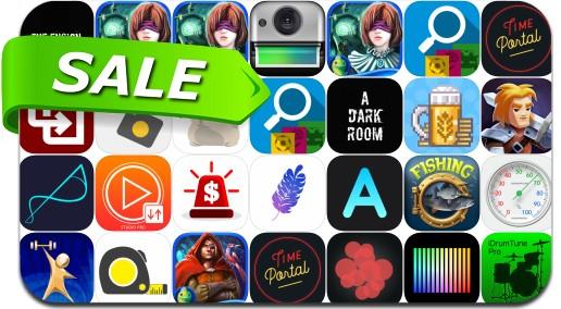 iPhone & iPad App Price Drops - October 1, 2018