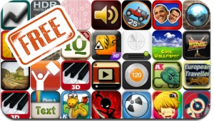 iPhone and iPad Apps Gone Free - October 22