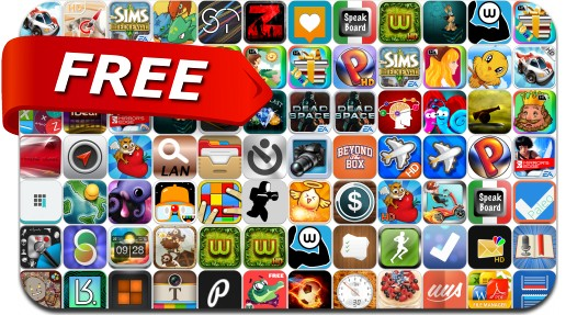 iPhone & iPad Apps Gone Free - July 9