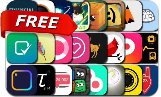 iPhone & iPad Apps Gone Free - January 25, 2021