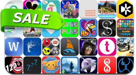iPhone & iPad App Price Drops - November 9, 2014