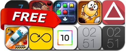 iPhone & iPad Apps Gone Free - November 10, 2015
