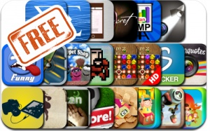 iPhone and iPad Apps Gone Free - July 23