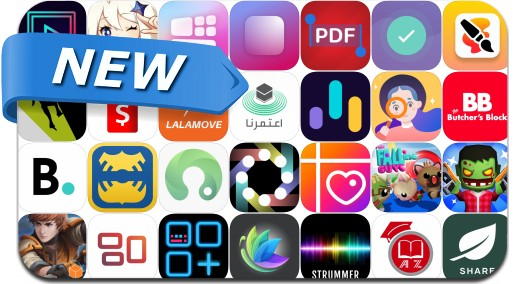 Newly Released iPhone & iPad Apps - September 28, 2020