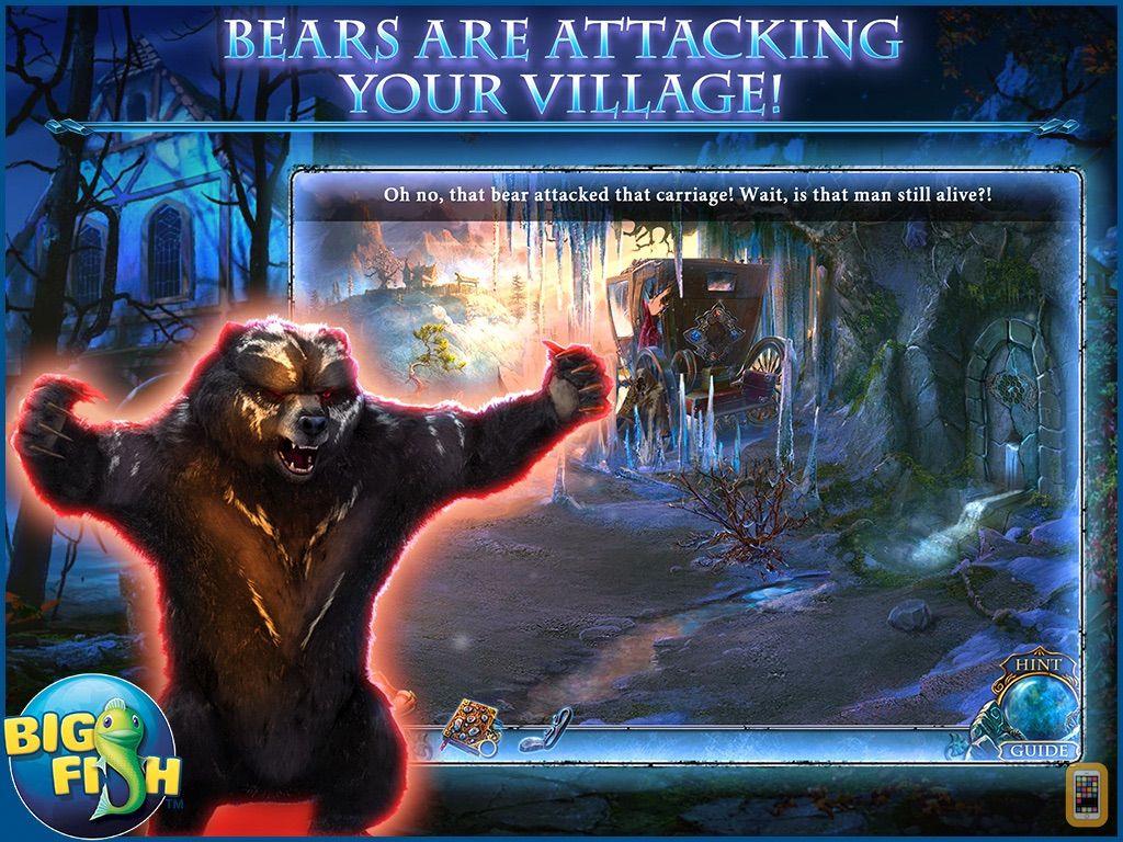 Screenshot - Living Legends: Wrath of the Beast HD - A Magical Hidden Object Adventure (Full)
