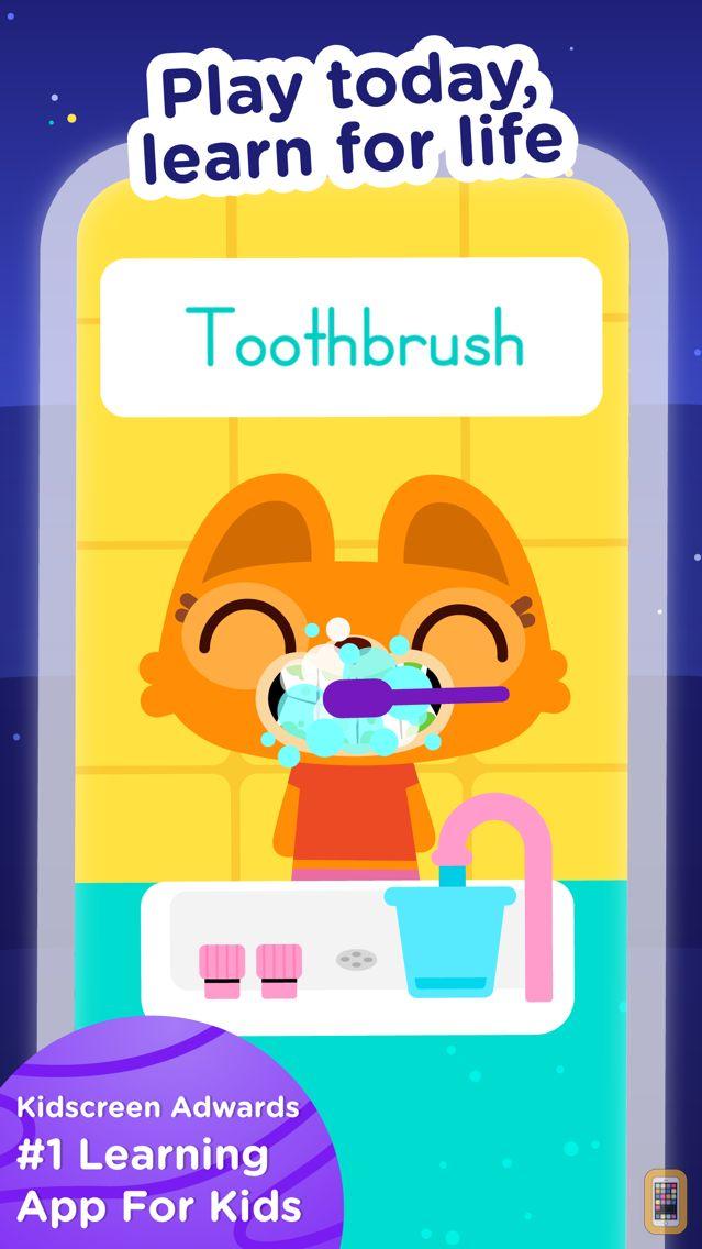 Screenshot - Lingokids - English For Kids