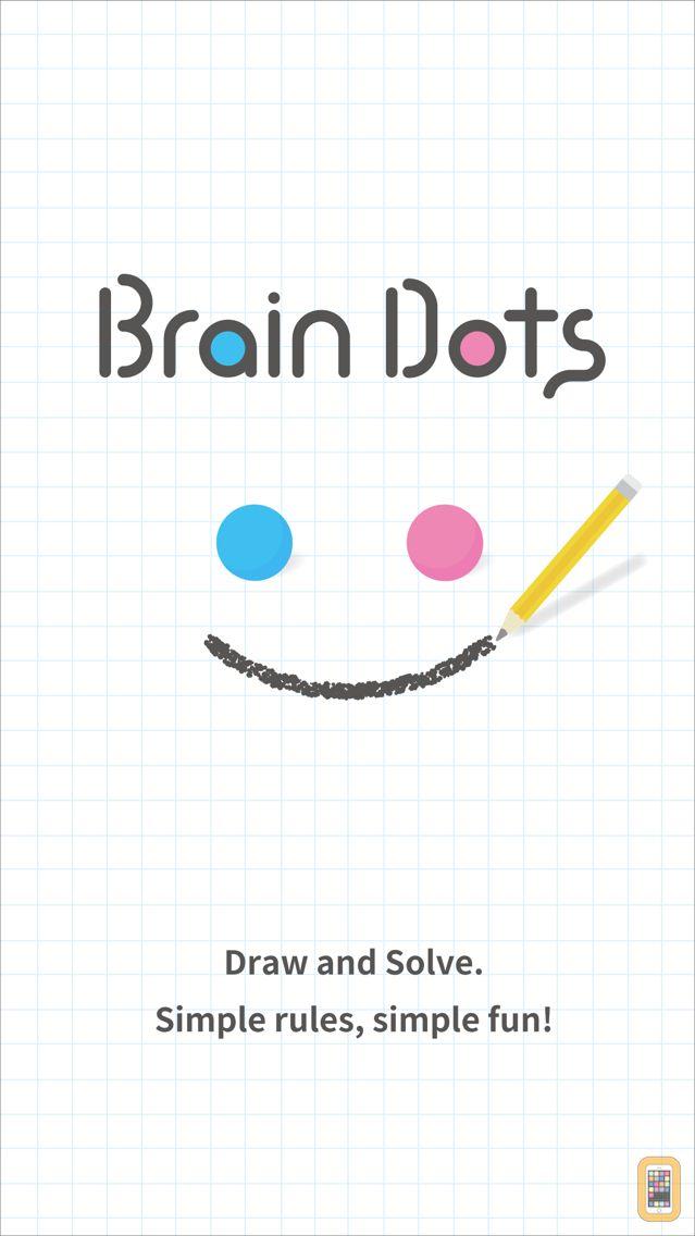 Screenshot - Brain Dots - Draw and Solve