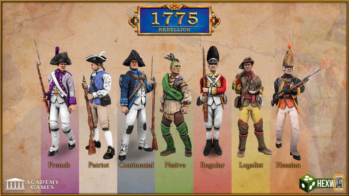 Screenshot - 1775: Rebellion