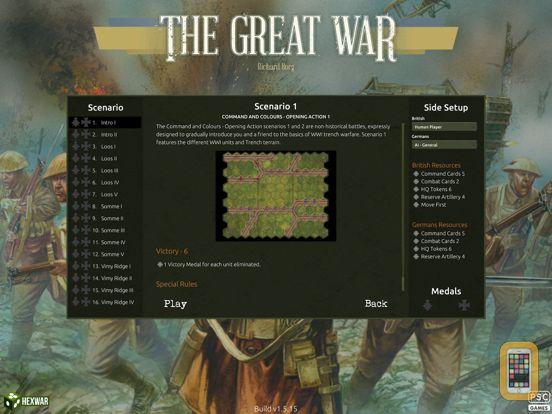 Screenshot - Command & Colours: The Great War
