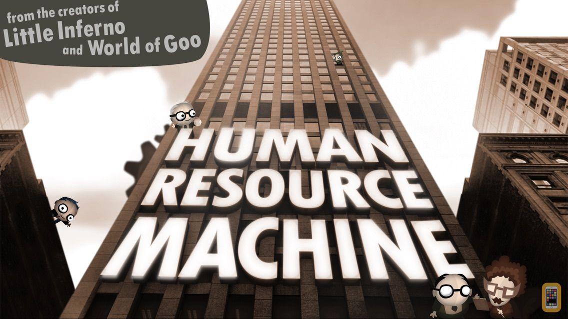 Screenshot - Human Resource Machine