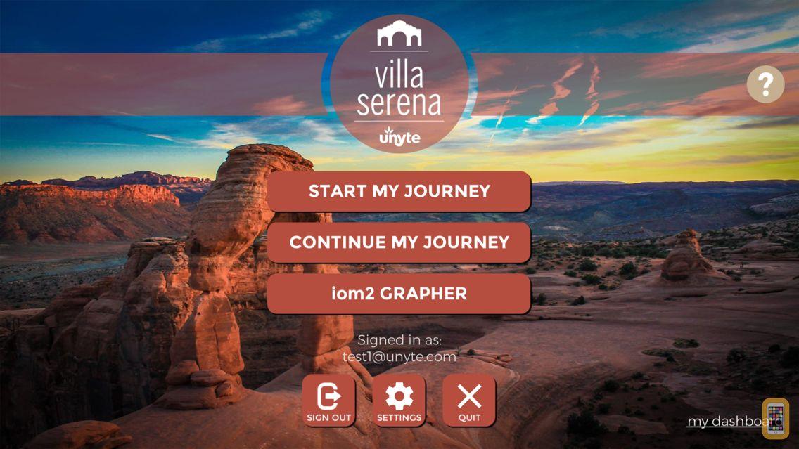 Screenshot - Villa Serena by Unyte