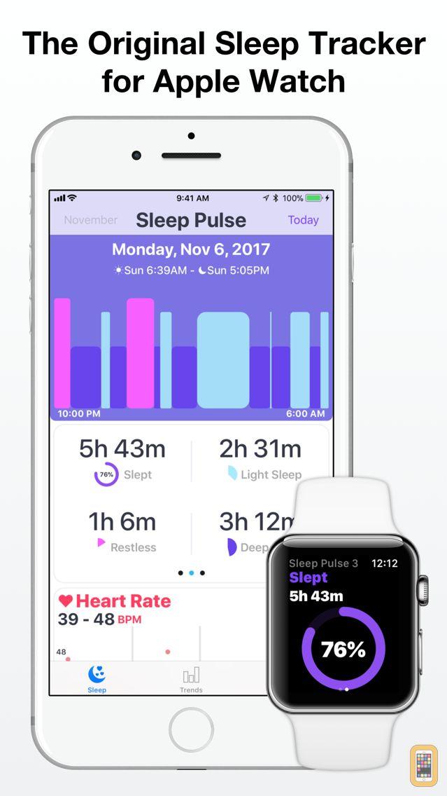 Screenshot - Sleep Tracker - Sleep Pulse 3