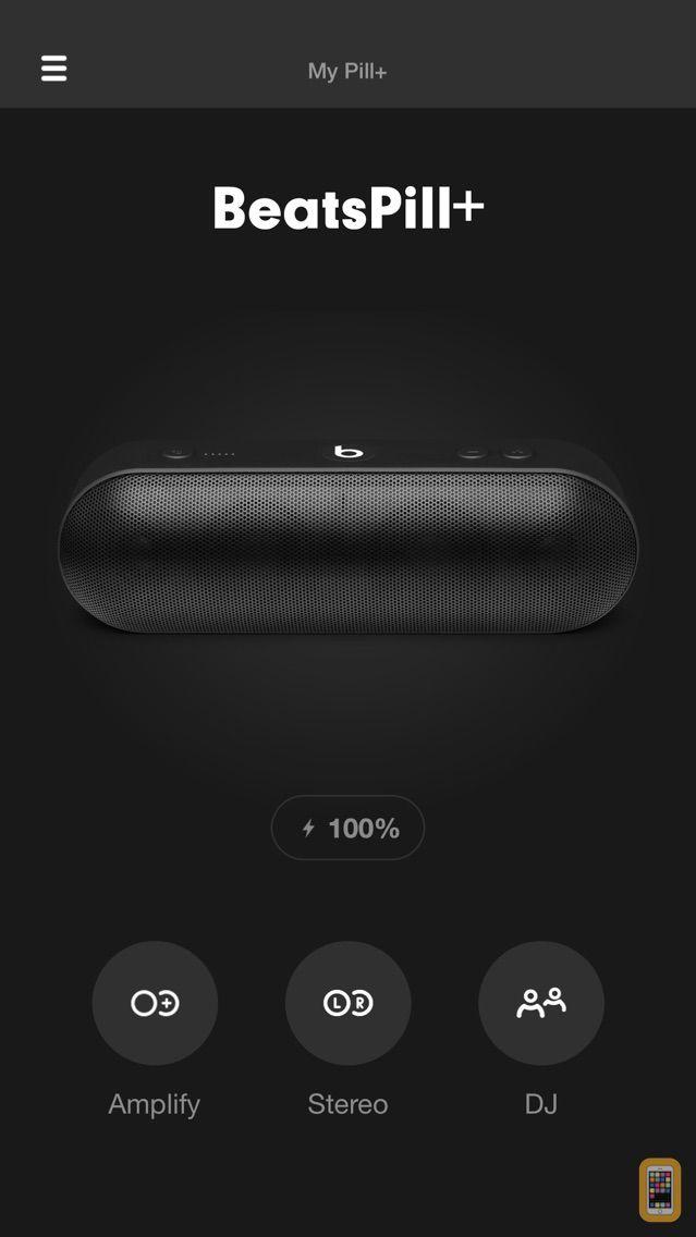 Screenshot - Beats Pill⁺