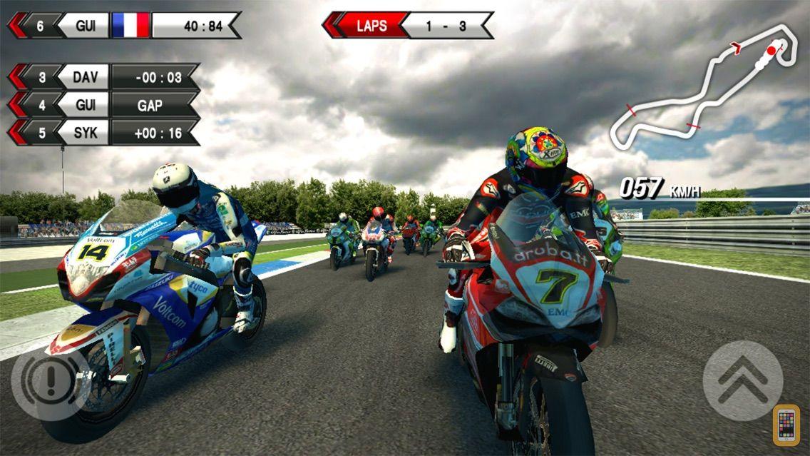 Screenshot - SBK15 - Official Mobile Game
