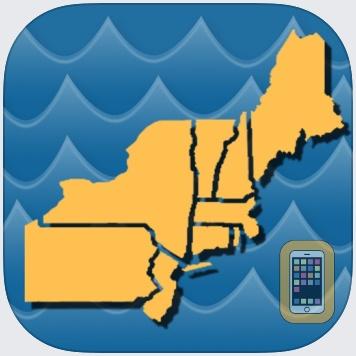 Stream Map USA - NE by Red Sky Engineering, LLC (Universal)
