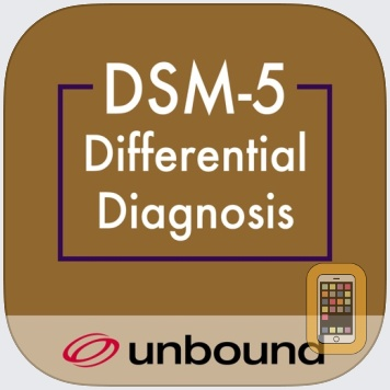 DSM-5™ Differential Diagnosis by Unbound Medicine, Inc. (Universal)