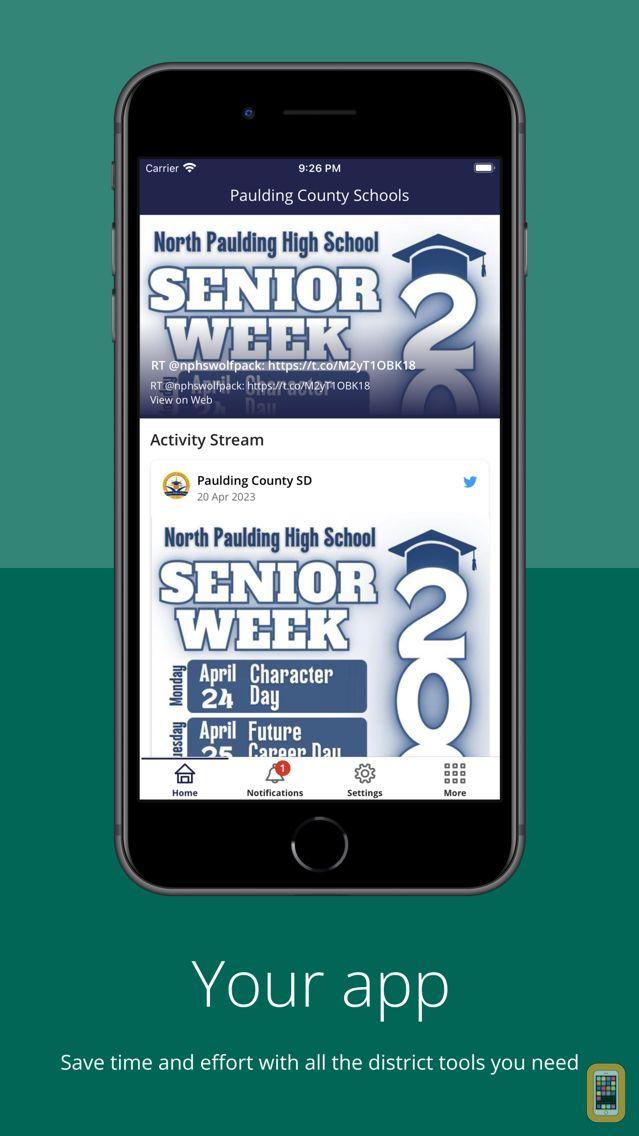 Screenshot - Paulding County Schools