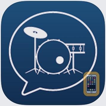 VoxBeat drums+multi-track looper by Avi Bortnick (iPhone)