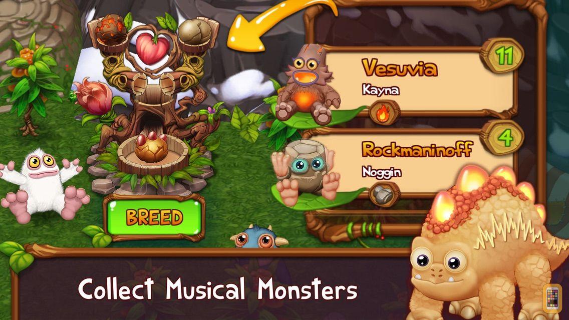 Screenshot - My Singing Monsters DawnOfFire