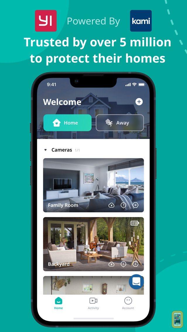 Screenshot - YI Home
