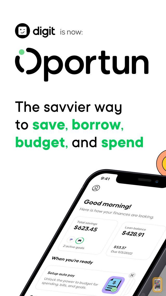 Screenshot - Digit: Save Money & Invest