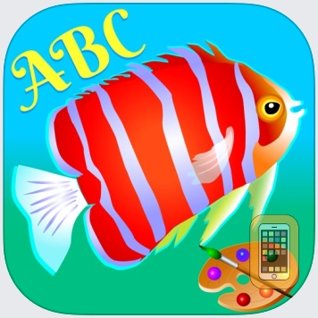 Fish & Sea Creatures ABCs by Real Art Studios, LLC (Universal)