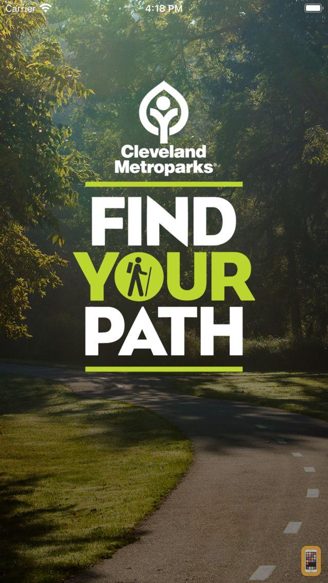 Screenshot - Cleveland Metroparks
