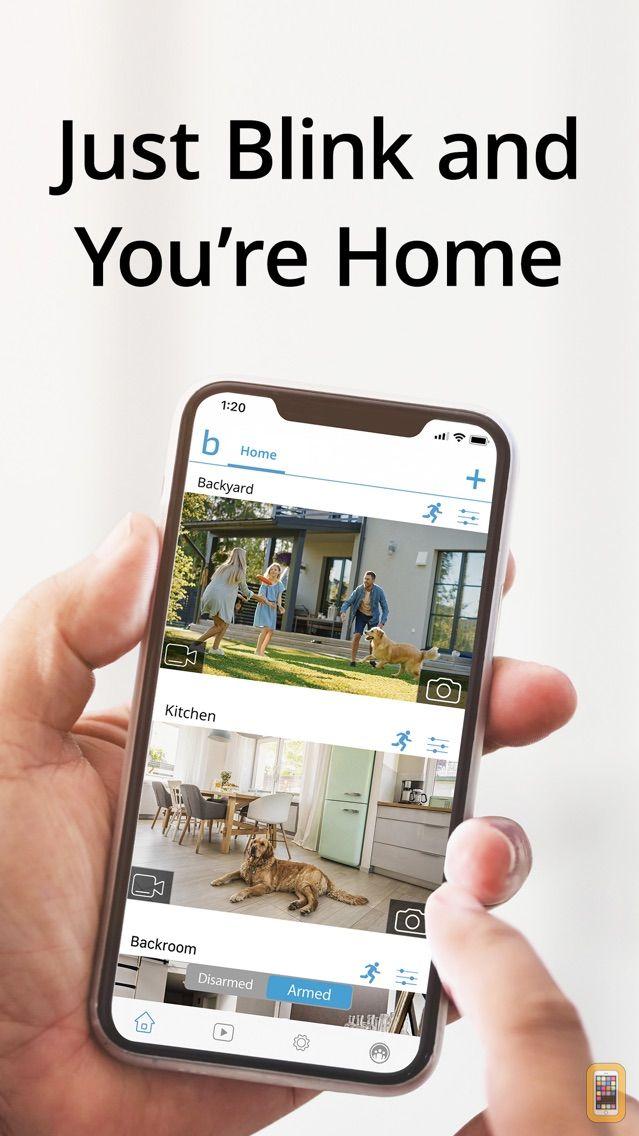 Screenshot - Blink Home Monitor