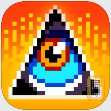 Doodle God: 8-bit Mania by JoyBits Ltd. (Universal)