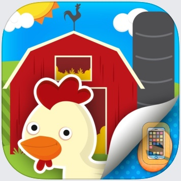 Farm Story Maker Activity Game for Kids and Toddlers Premium by Eggroll Games LLC (Universal)