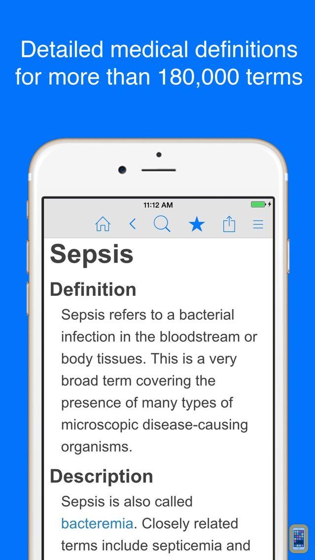 Screenshot - Medical Dictionary by Farlex