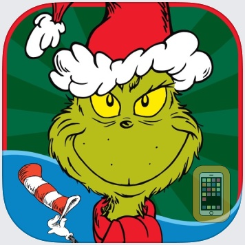 How the Grinch Stole Christmas by Oceanhouse Media (Universal)