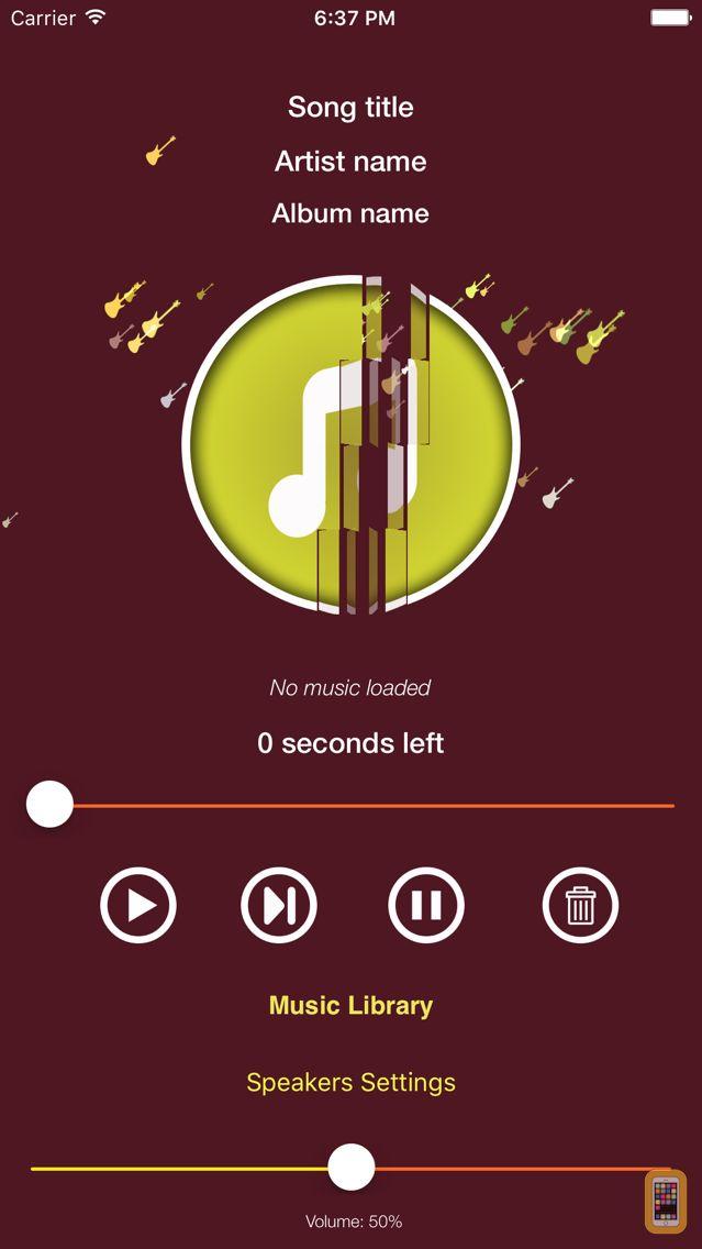 Screenshot - Bluetooth Car Audio Music Play