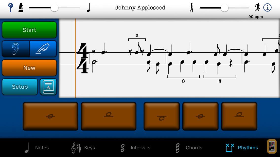 Screenshot - Music Theory Advanced - iPhone