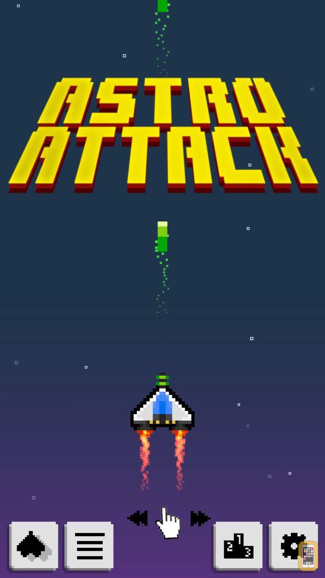 Screenshot - Astro Attack