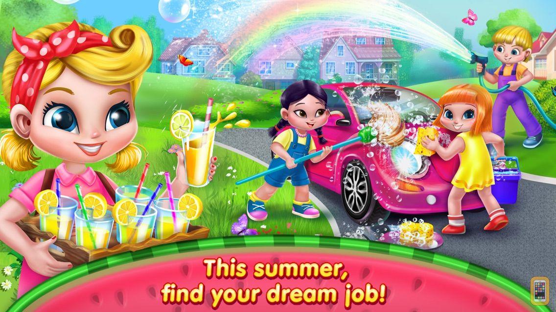 Screenshot - Make It Girl - Summer Dream Job