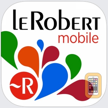 Dictionnaire Le Robert Mobile by Diagonal (Universal)