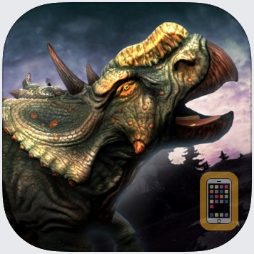 DinoTrek VR Experience by Geomedia, Inc. (iPhone)