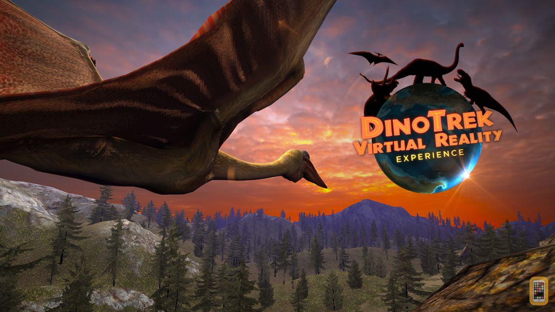 Screenshot - DinoTrek VR Experience
